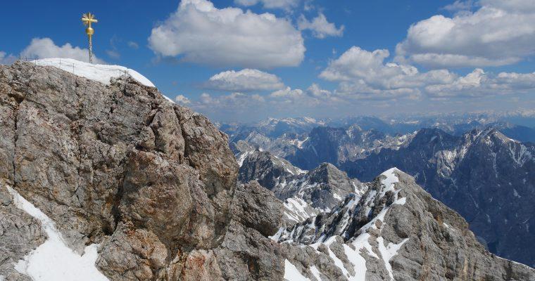 Wandertouren zur Zugspitze