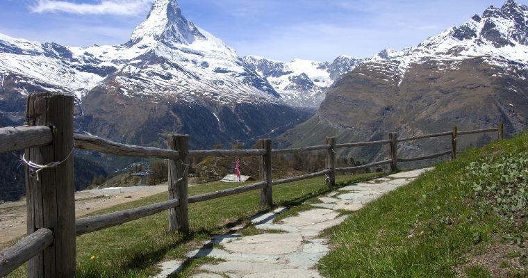 Ausflug zum Matterhorn – Bergidylle und Heidi Flair
