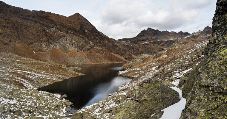 Südtirol – Wanderung zu den Spronser Seen