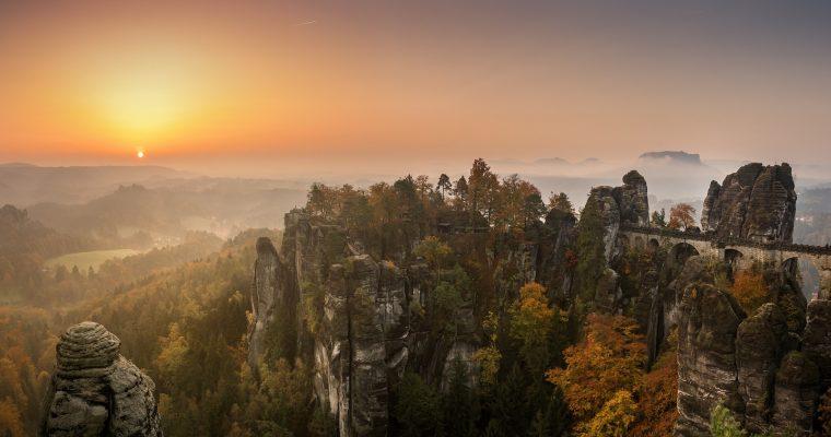 5 Ausflugsziele für deinen Herbst in Deutschland