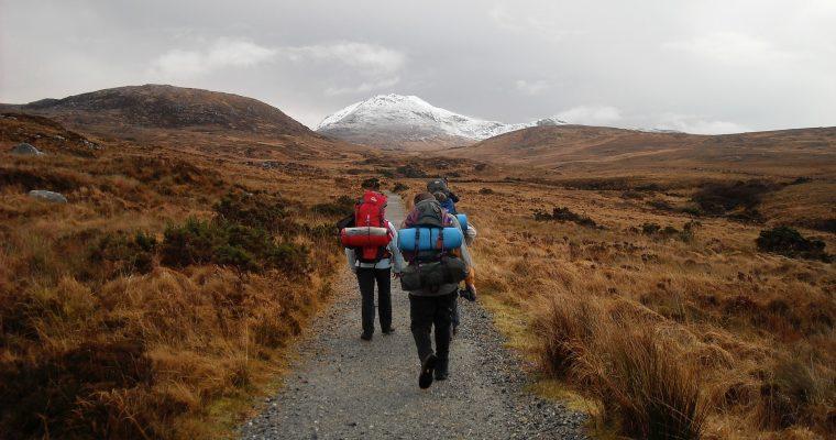 Was du beim Trekking nicht brauchst – Rucksack packen