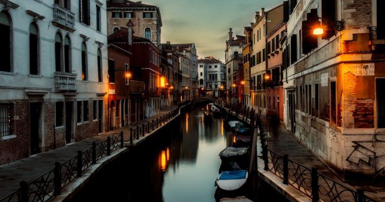 Einzigartig: Im Winter nach Venedig