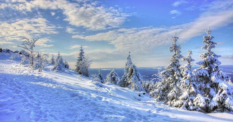 Deutschland: Beliebte Reiseziele im Winter