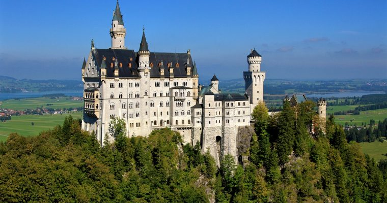 Diese Orte in Deutschland musst du unbedingt gesehen haben
